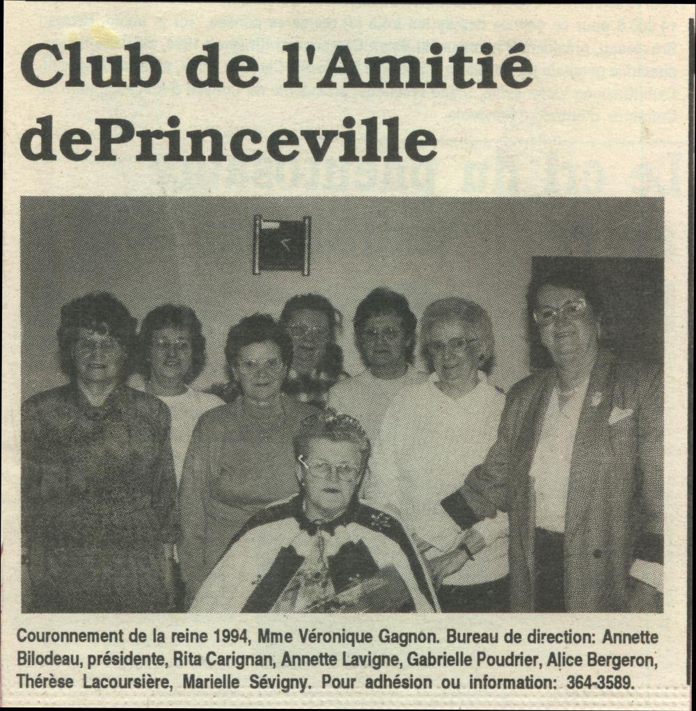 Club rencontre niort